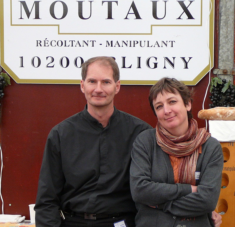 Champagne Moutaux